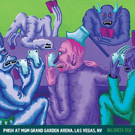 10/31/16 MGM Grand Garden Arena, Las Vegas, NV