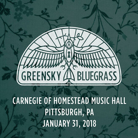 01/31/18 Carnegie of Homestead Music Hall, Pittsburgh, PA