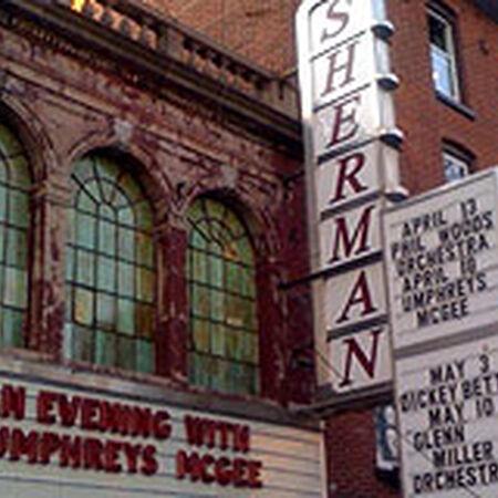 04/18/08 Sherman Theater, Stroudsburg, PA