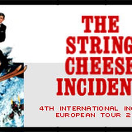 European Tour 2004