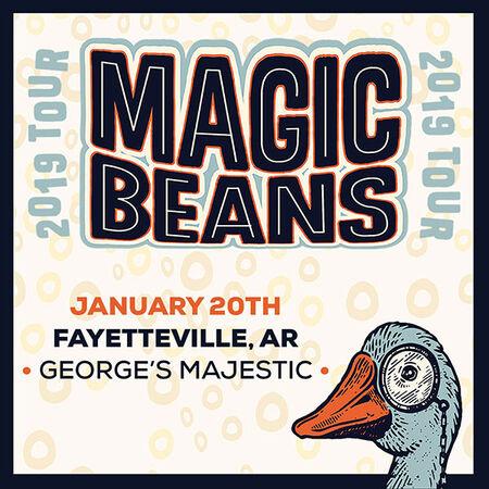 01/20/19 George's Majestic, Fayetteville, AR