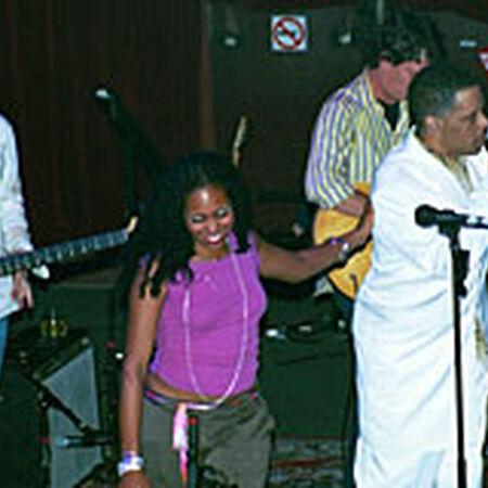 09/11/04 The Fillmore, San Francisco, CA