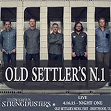 04/16/15 Old Settler's, Austin, TX