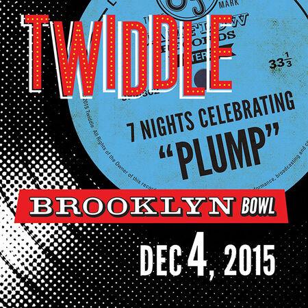 12/04/15 Brooklyn Bowl, Brooklyn, NY