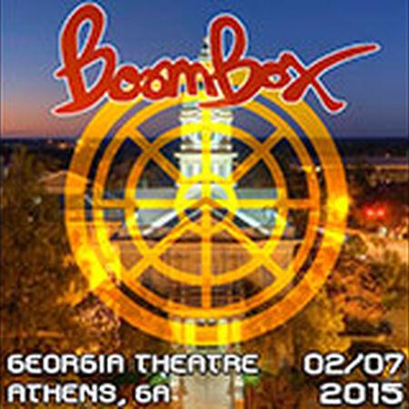 02/07/15 Georgia Theatre, Athens, GA