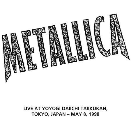 05/08/98 Yoyogi Daiichi Taiikukan, Tokyo, JP