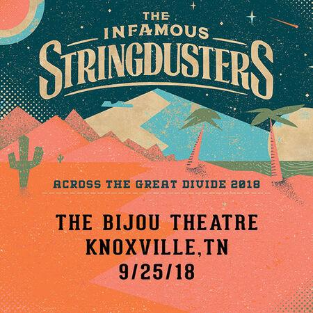 09/25/18 The Bijou Theatre, Knoxville, TN