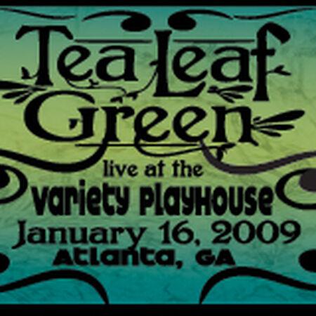 01/16/09 Variety Playhouse, Atlanta, GA