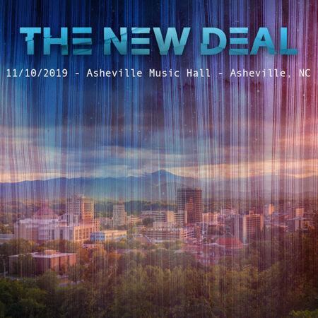11/10/19 Asheville Music Hall, Asheville, NC