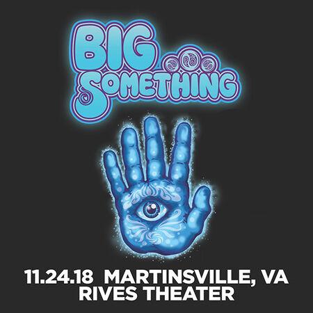 11/24/18 Rives Theater, Martisville, VA