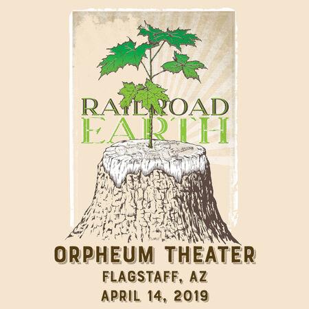 04/14/19 Orpheum Theater, Flagstaff, AZ
