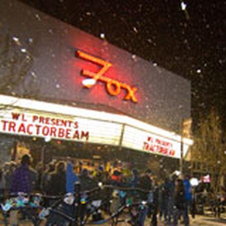 01/26/14 Fox Theatre, Boulder, CO