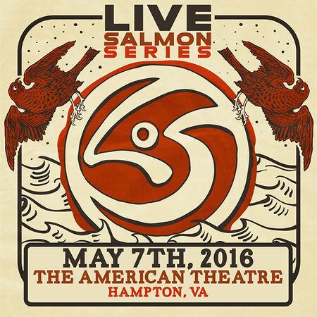 05/07/16 The American Theatre, Hampton, VA