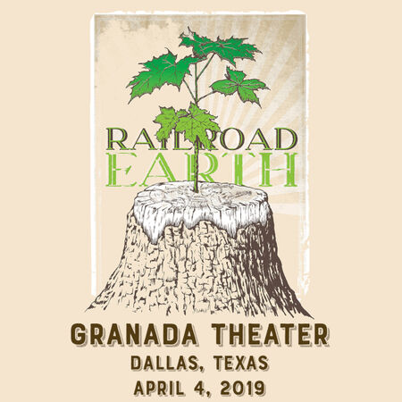 04/04/19 Granada Theatre, Dallas, TX