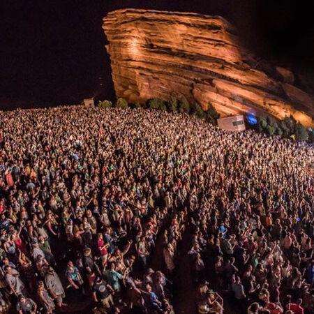 07/21/17 Red Rocks Amphitheatre, Morrison, CO