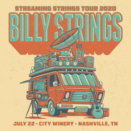 07/22/20 City Winery Nashville, Nashville, TN
