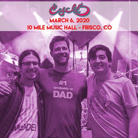 03/06/20 10 Mile Music Hall, Frisco, CO