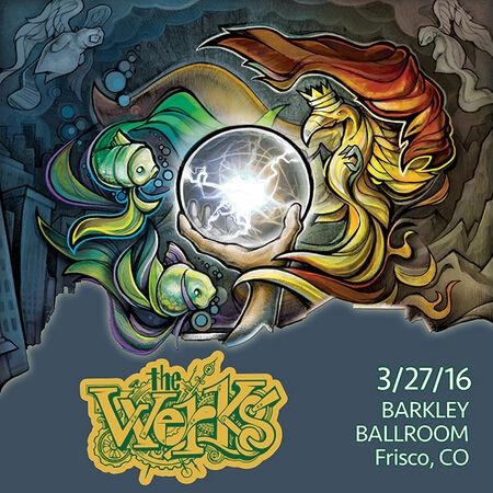 03/27/16 Barkley Ballroom, Frisco, CO