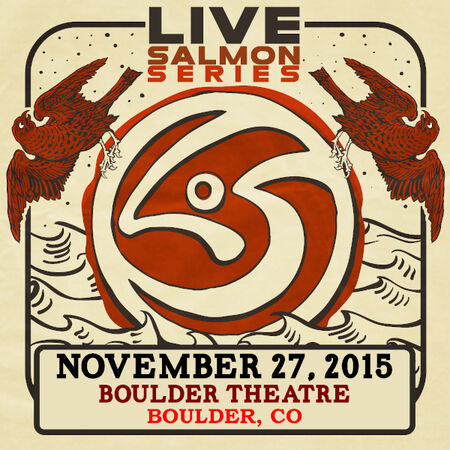 11/27/15 Boulder Theater, Boulder, CO
