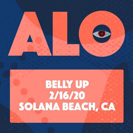 02/16/20 Belly Up, Solana Beach, CA