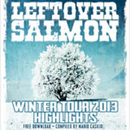 Winter Tour Highlights 2013