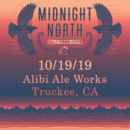 10/19/19 Alibi Ale Works, Truckee, CA