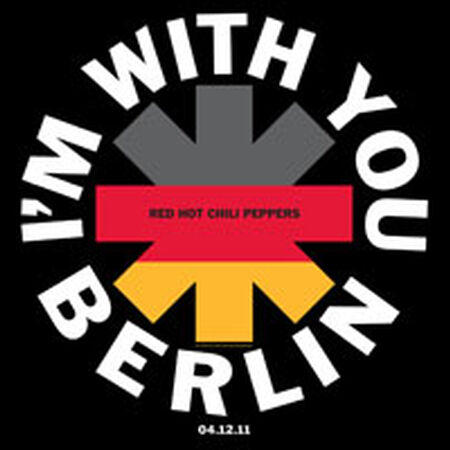 12/04/11 O2 Arena, Berlin, DEU