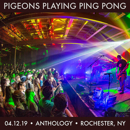 04/12/19 Anthology, Rochester, NY