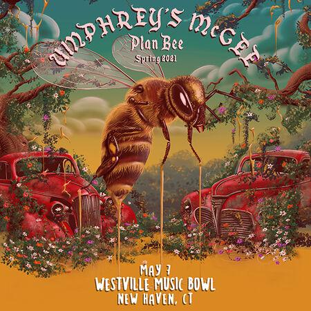 05/07/21 Westville Music Bowl, New Haven, CT