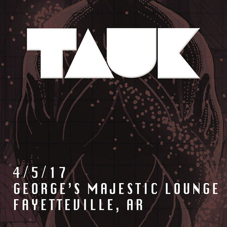 04/05/17 George's Majestic Lounge, Fayetteville, AR