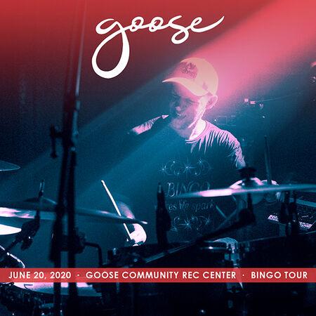 06/20/20 Goose Community Rec Center Night 2, Bingo Tour, CT