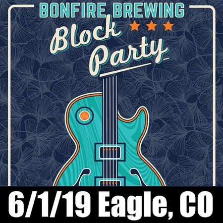 06/01/19 Bonfire Block Party, Eagle , CO