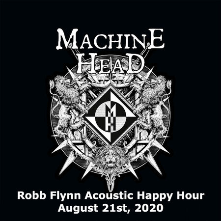 08/21/20 Acoustic Happy Hour, Oakland, CA