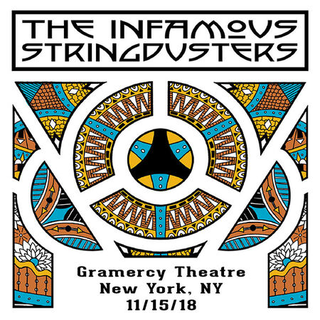 11/15/18 Gramercy Theatre, New York, NY