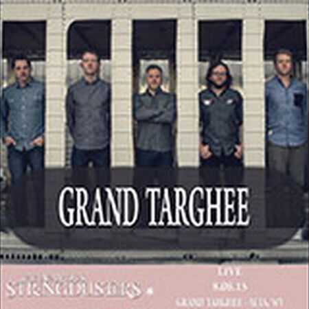 08/08/15 Grand Targhee Music Festival Grateful Grass, Grand Targhee, WY
