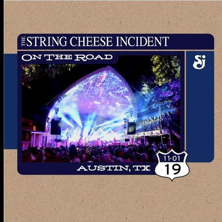 11/01/19 Stubb's, Austin, TX