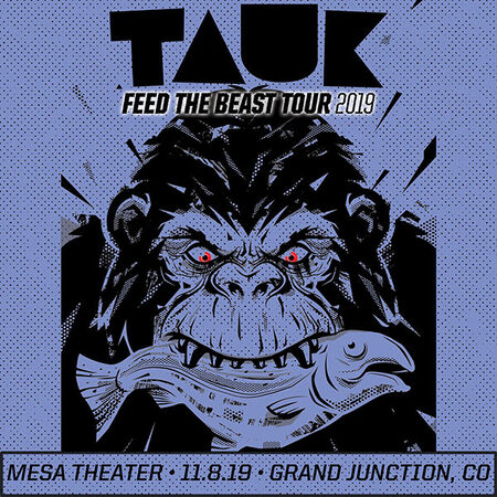 11/08/19 Mesa Theater, Grand Junction, CO