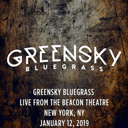 01/12/19 The Beacon Theatre, New York, NY