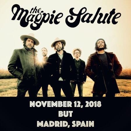 11/12/18 But, Madrid, ES