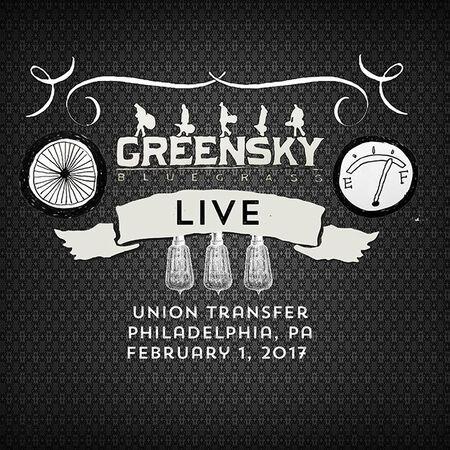 02/01/17 Union Transfer, Philadelphia, PA