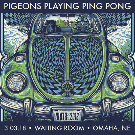 03/03/18 The Waiting Room, Omaha, NE