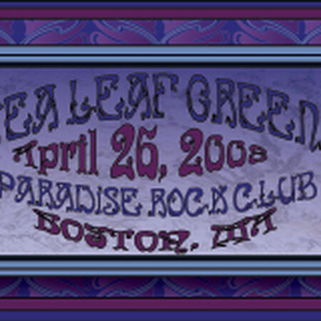 04/26/08 Paradise Rock Club, Boston, MA