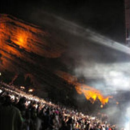 09/10/11 Red Rocks Amphitheatre, Morrison, CO