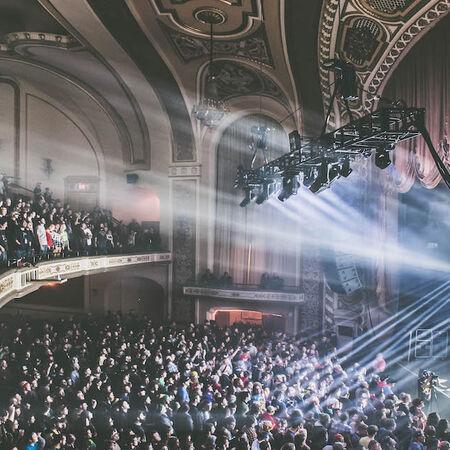 01/29/16 Orpheum Theater, Madison, WI