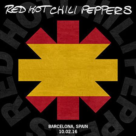 10/02/16 Palau Sant Jordi, Barcelona, ESP