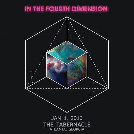 01/01/16 The Tabernacle, Atlanta, GA