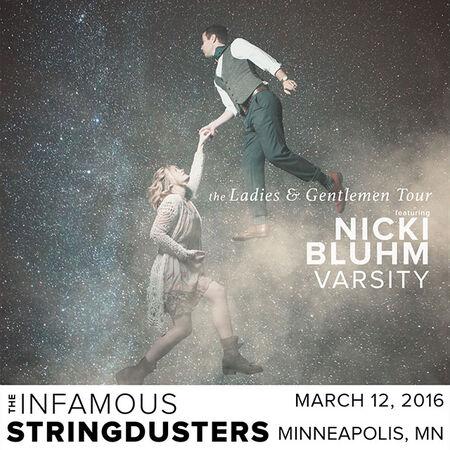 03/12/16 The Varsity Theater, Minneapolis, MN