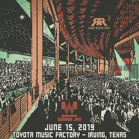 06/15/19 Toyota Music Factory, Irving, TX
