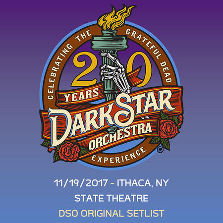 11/19/17 State Theater, Ithaca, NY