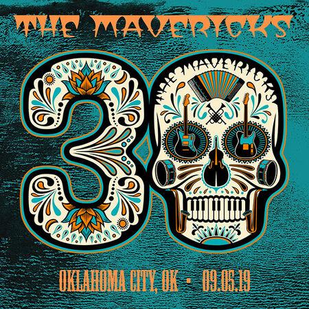 09/05/19 Tower Theatre, Oklahoma City, OK